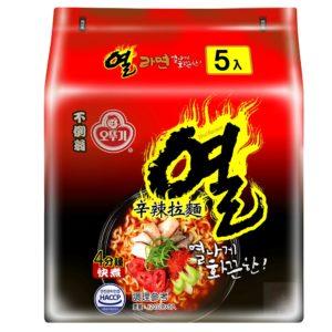 韓國不倒翁辛辣拉麵