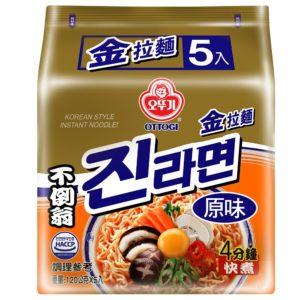 韓國不倒翁金拉麵(原味)