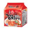 韓國不倒翁泡菜風味拉麵