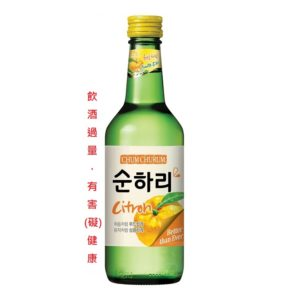 初飲初樂-柚子風味燒酒