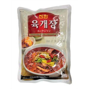 韓國牛排湯辣味