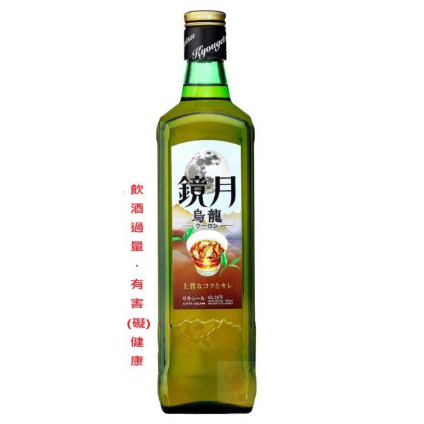 樂天鏡月燒酒-烏龍茶風味