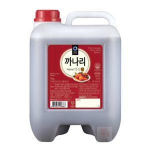 清淨園大象韓式清正魚露-9公斤