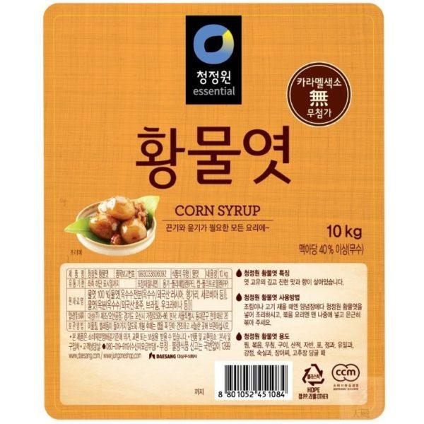 清淨園大象韓式黃糖漿