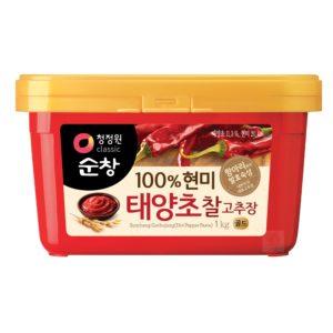 清淨園大象韓式辣椒醬-1公斤