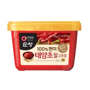 清淨園大象韓式辣椒醬500公克