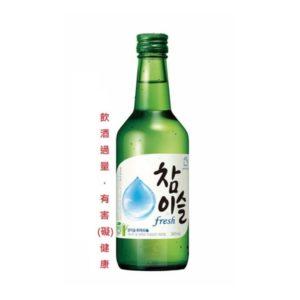真露原味燒酒-16.9度