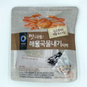 大象韓式鯷魚海鮮高湯包