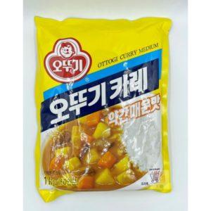 韓國不倒翁咖哩粉(中辣)